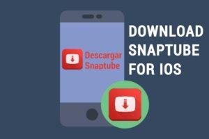 Snaptube para iOS